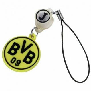 J-Straps BVB Logo Borussia Dortmund Anhänger Handy-Anhänger Schmuck Strap Ring