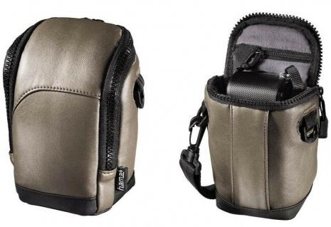 Hama Kamera-Tasche Hülle Case für Panasonic Lumix DC-LX100 II DMC-LX100 GX80 GX9