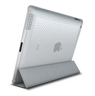 XtremeMac Case Schutz-Hülle kompatibel mit Smart Cover für Apple iPad 2 3 4