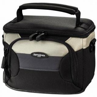Samsonite Korsika 100 Kamera-Tasche Camcorder-Tasche universal Foto-Tasche Case