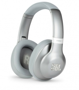 JBL Everest V 710 BT Over-Ear Bluetooth Headset Silver Wireless Kopfhörer