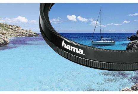 Hama Skylight-Filter 72mm Sky-Filter für Digital Foto DSLR DSLM Kamera Camcorder - Vorschau 2
