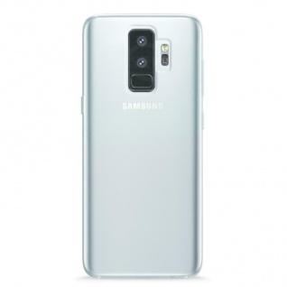 Puro Ultra Slim 0.3 Nude Cover TPU Case Schutz-Hülle für Samsung Galaxy S9+