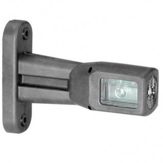 Hella LED Gummi Begrenzungs-Leuchte Umriß-Leuchte LKW Trailer Anhänger 12V 24V
