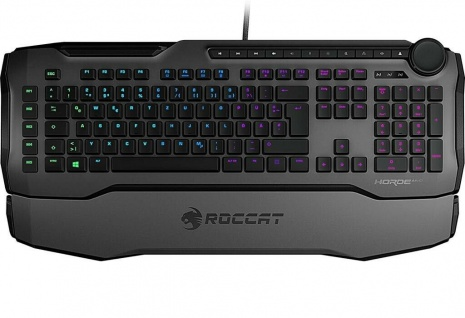 Roccat Horde AIMO Gaming Tastatur England GB UK Layout RGB Beleuchtung Keyboard
