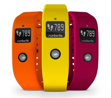 Runtastic ORBIT Armband Color Set 1 für Fitness-Tracker Uhr Aktivitäts-Tracker