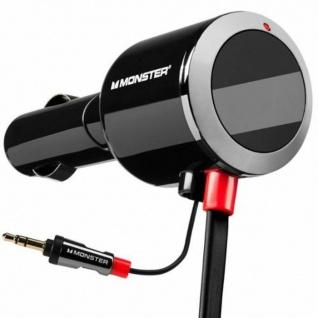 Monster iMotion AUX Adapter Transmitter zu Auto-Radio für Apple iPhone iPod iPad