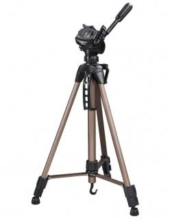 Hama Dreibein-Stativ Star 61 153cm 3D 3-Wege-Kopf Kamera-Stativ Foto-Stativ