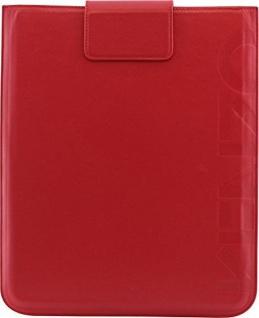 Kenzo Leder Sleeve Tasche Pouch Hülle Case Etui für Apple iPad 2 3 4 2G 3G 4G