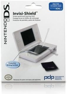 Nintendo Invisi-Shield Schutz-Folie + Tuch Display-Folie für DS Lite NDSL DSL