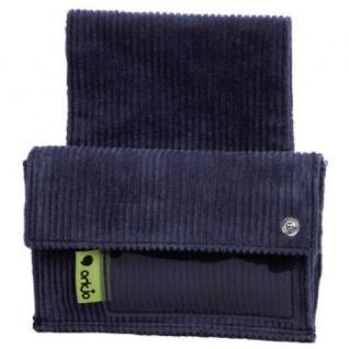 Hama Universal Tasche Ribble Cord Blau Schutz-Hülle Case Etui MP3 Player Handy