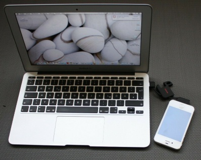 Hama USB-Kabel Schlüsselanhänger für iPod iPhone iPad Anhänger Schlüsselring