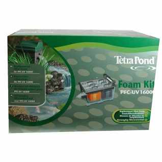 Tetra Pond Filtermaterial Ersatzfilter Filter für PFC-UV 16000 PFC-UV16000 Teich