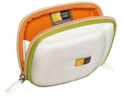 Case Logic Hardcase weiß Kamera-Tasche universal Etui Foto-Tasche Schutz-Hülle