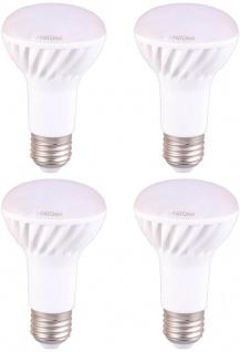 4x Patona LED-Lampe Reflektor Strahler E27 10W / 90W Warm-Weiß R63 Leuchtmittel