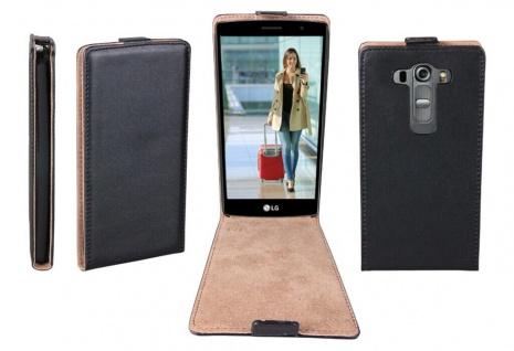 Patona Slim Flip-Cover Klapp-Tasche Schutz-Hülle Cover Case für LG G4 S
