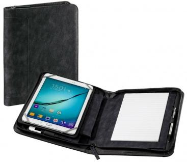 """Hama 3in1 Tablet-Organizer A5 Tasche Case Schutz-Hülle Mappe 9, 7"""" 10"""" 10, 1 10, 2"""
