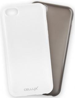 Cellux Soft TPU Back-Case frosted Cover Schutz-Hülle Tasche für Apple iPhone 5C