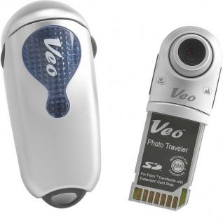 Veo SD Traveler Web-Cam Foto Kamera Photo Pack Karten-Slot für Palm Handheld PDA