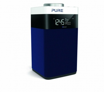 Pure One Midi S Digital-Radio DAB DAB+ FM UKW Küchen-Radio mit Bluetooth Display