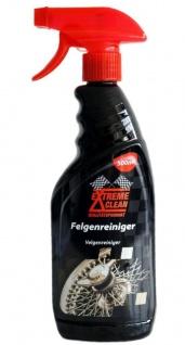 Extreme Clean Felgen-Reiniger 500ml Spray Reinigung Alu-Felgen Stahl Chrom etc