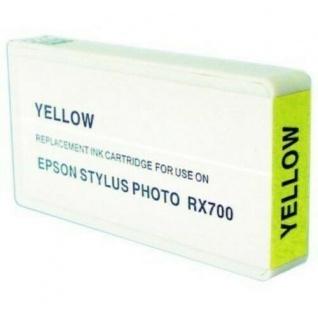 Hama Druckerpatrone Farbparone Analog für Epson Sylus Photo RX700 gelb Yellow