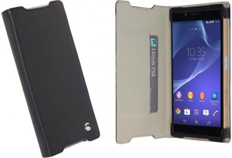 Krusell Folio 2in1 Wallet Tasche Smart Schutz-Hülle Cover für Sony Xperia Z5