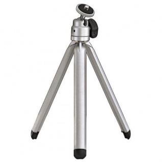 Hama Mini Tisch-Stativ Ball Pro L mit 3D Kugelneiger Video-Stativ Kamera Foto - Vorschau
