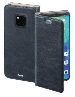 Hama Booklet Guard Case Klapp-Tasche Schutz-Hülle Cover für Huawei Mate 20 Pro