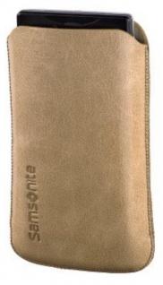 Samsonite Handy-Tasche Sleeve Toledo Gr.S beige Case Hülle Schutztasche Etui Bag