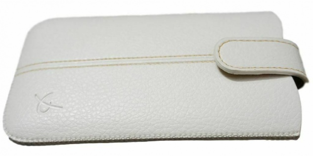 DOLCE VITA Leder-Tasche Etui Hülle Case für BlackBerry Torch 9860 9850 9810 9800 - Vorschau 2