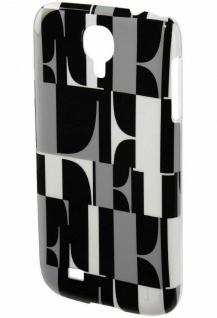ELLE MA Fashion Cover Schutz-Hülle Handy-Tasche Case für Samsung Galaxy S4 Mini