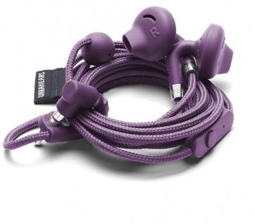 Urbanears Sumpan In-Ear Headset Lila Ohrhörer Kopfhörer Mikrofon + Fernbedienung