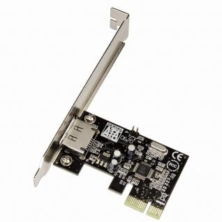 HAMA PCI Express Card PCI Karte eSata 1-fach für NCO