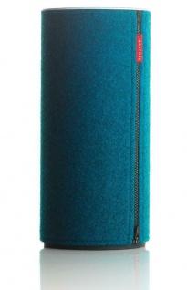 Libratone Zipp Speaker Cover Petrol Blue Lautsprecher-Bezug Blau Boxen Stoff