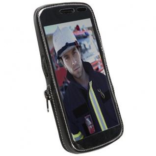 Krusell Classic Case Clip Leder-Tasche Cover für Samsung Galaxy Nexus i9250 Etui
