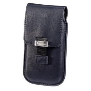 Hama Lift-On Leder Handy-Tasche Gr. M Köchertasche Schutz-Hülle Case Etui Bag
