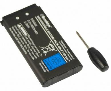 Brooklyn Akku Pack Inductive Induktion Batterie für Nintendo DSi NDSI Konsole