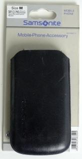 Samsonite Handy-Tasche Etui Case Hülle für Apple iPhone 4 4S HTC 7 Mozart Legend