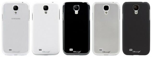 Cellux Back Hard Case Schutz-Hülle Cover Handy Tasche für Samsung Galaxy S4