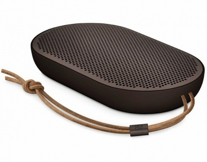 B&O Play by BANG & Olufsen Beoplay P2 Umber Bluetooth Lautsprecher Touch Boxen