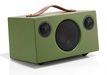 Audio Pro Addon T3 Green Bluetooth Drahtloser Lautsprecher Box Boxen BT Speaker