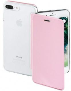 Hama Flip-Cover Klapp-Tasche Schutz-Hülle Case für Apple iPhone 7 Plus / 8 Plus