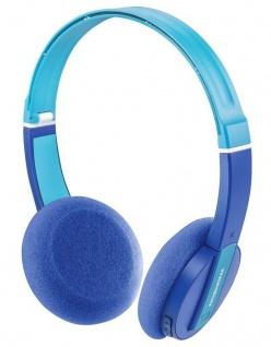 Thomson Kinder Bluetooth Headset Wireless Kopfhörer 85dB Audio Mikrofon Kids