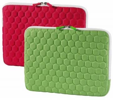 """SET 2 Hama Notebook-Tasche Cover Sleeve Skin für 11, 6"""" 11"""" Laptop Notebook-Hülle"""