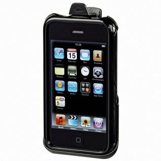 HAMA HARDCASE Kickstand für Apple iPhone 3G Schwarz