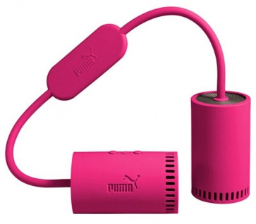 Puma Sound-Chuck Bluetooth Sport Lautsprecher Pink BT Outdoor Wireless Speaker