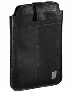 aha Vintage Leder Tasche Schutz-Hülle Etui Cover für Apple iPad Mini 4 3 2 1 7, 9