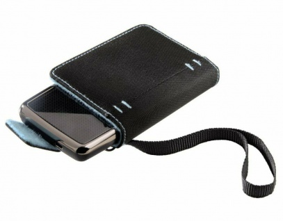 """Hama Festplatten-Tasche Hülle für 1, 8"""" Intenso Iomega Samsung Transcend HDD SSD"""