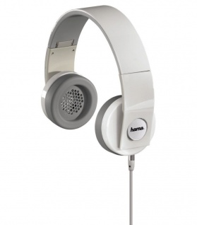Hama XTREME Over-Ear Headset Kopfhörer 3, 5mm für Apple iPhone 6 6S /Plus 5 5S 5C